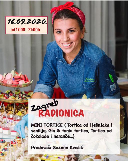 RADIONICA Zagreb: 16.09.2020. PETAK