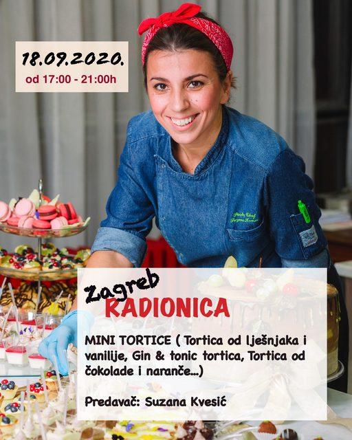 RADIONICA Zagreb: 18.09.2020. PETAK