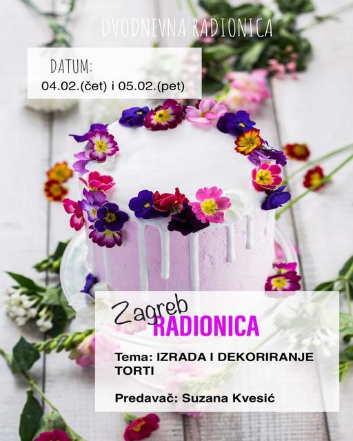 RADIONICA Zagreb: 04. i 05.02.2021