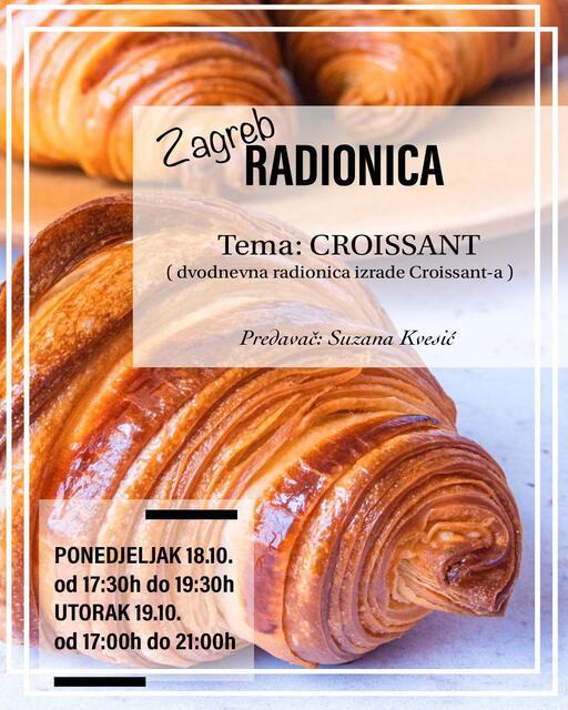 Zagreb RADIONICA (dvodnevna)